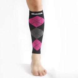 Supporto elastico del vitello del ginocchio di sport di alpinismo