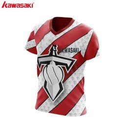 Maillot personnalisé vêtements de conception de la sublimation T-shirt de Softball Sports wear