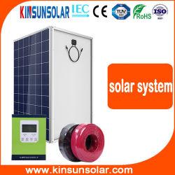 10KW de energia solar em Cinge Sistema Solar para Home