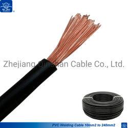 PVC絶縁体の単心の銅線70mmの95mm極度の適用範囲が広い溶接ケーブル機械