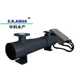 Con la competencia de la acuicultura Esterilizador UV automática para tratamiento de agua bruta máquina Esterilizador UV