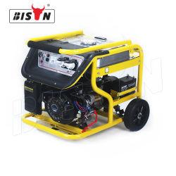 Generatori elettrici portatili a benzina/benzina di piccole dimensioni da 2 kw-7 kw per uso domestico Utilizzare