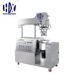 100L Cosmétiques crème Machine émulsifiant Mélangeur sous vide