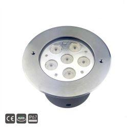 12W 조경 점화 LED 지하 빛