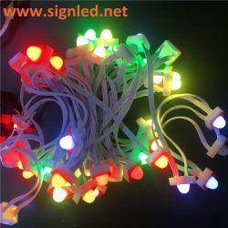 Chaîne de DEL de couleur pleine lumière LED 12mm WS2811 pixel numérique