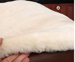 Автомобиль Sheepskin подушки переднего сиденья