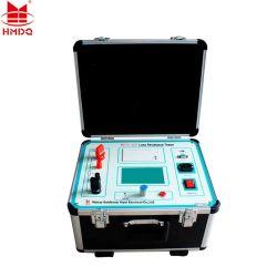 디지털 100A 접촉 저항 마이크로 옴 미터 200A 루프 접촉 저항 미터 테스트 키트 회로 차단기 루프 저항 테스터