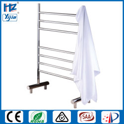 Raccord de la salle de bain Sèche-serviettes chauffant réchauffeur électrique en usine