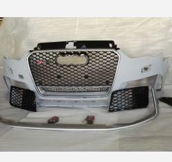 RS3 стиле передний бампер для Audi A3 8V 2013~2014