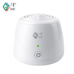 Mini depuratore di aria del purificatore dell'aria della batteria del USB di Ionizer dell'ozono della Cina