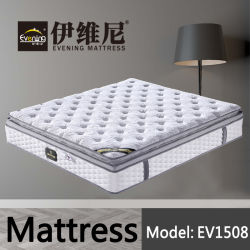 Matratze des Hauptmöbel-königliche König-Size Bed Latex Foam mit Pocket Sprung für Hotel