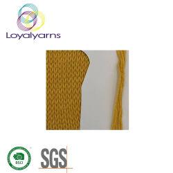ييرن مزيج ناعم من النايلون/Viscose/Cotton/Wool (الملابس الصوفية) والتنعم بخفة الوزن الفائقة لحكل سويتر يدوي N123