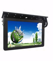 Montaje en pared de 22 pulgadas LCD Digital Signage Bus LCD, reproductor de publicidad en el bus