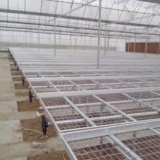 Сварной проволочной сеткой подвижной семенного ложа для посева источник выбросов парниковых газов