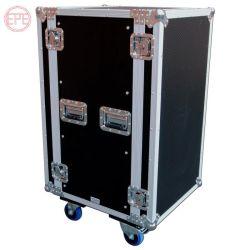 Personalizar el contrachapado/aluminio/Cable/vuelo de la utilidad de la carretera de los casos con ruedas