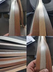 Accesorios de muebles de ABS/acrílico/cantos de PVC de alta calidad de cinta de cantos de cantos de PVC para Archivadores