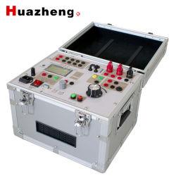 Elektrisches Prüfungs-Instrument-Sekundäreinspritzung-einphasig-Relais-Testgerät
