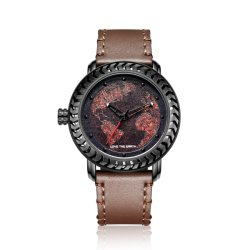 Оптовая торговля пользовательские моды Quartz мужчин подарок наручные часы (по-S0006)