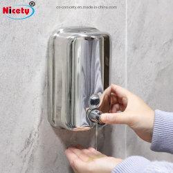 Из нержавеющей стали 304 500/800/1000 мл ванная комната с возможностью индивидуального подбора переносные установки дозирования Soap