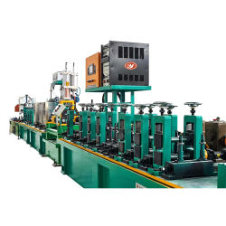 Foshan 공급자 304 스테인리스 강/강/철/탄소강 튜브 밀/파이프 메이커 파이프 제작 기계 튜브 라인