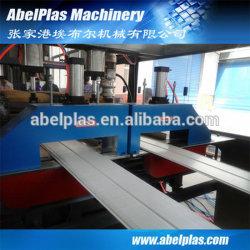 إطار PVC/UPVC PP PE البلاستيكية/إطار التوقف المائي/بروز قضيب اللحام الماكينة
