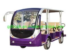 6-14 zitplaatsen Shuttle elektrische sightseeing mini-bus / Utility Sightseeing Car voertuig