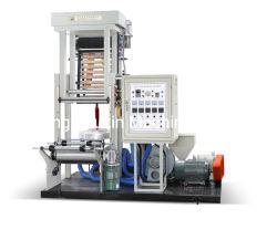 自動高速HDPE/LDPEの小型フィルムの吹く機械