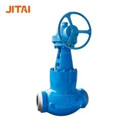 درجة حرارة عالية لمانع تسرب الضغط من الفولاذ المصبوب على قرص دوار OS&Y الضغط البخار صمام الكرة الأرضية مع سعر مقبول