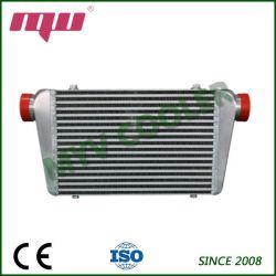Radiador de aluminio de aletas de la placa de intercambiador de aire para vehículos