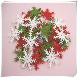 Sentiu coloridos Snowflakes para decoração (20 Pack)