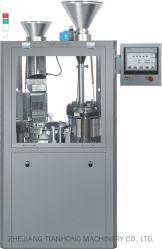 Njp-1200c cápsula dura de polvo de llenado / máquina de gránulo