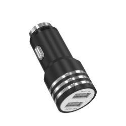 Accesorios de telefonía móvil la doble salida USB Cargador de coche