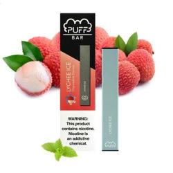 캐나다 Quit 흡연 선택 일회용 E CIG 1.3ml 원자종 휴대용 맛있는 Vape 키트