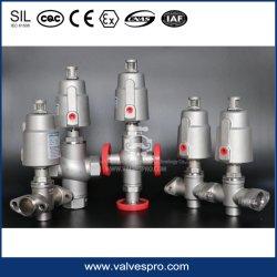 Пневматический клапан коллектора многоканальная пневматического клапана коллектора управляющего распределителя угла клапана сиденья