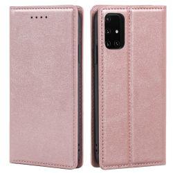 حقيبة هاتف جلدية PU للحماية المثالية لهاتف Samsung A71