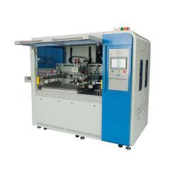 Hohe Präzision CCD Vision Registrierung Siebdruck-Druckmaschine für Wärmeübertragung Haustier Film