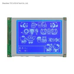 5,7 pulgadas de 320x240 Controlador monocromo gráfico ra8835 Pantalla LCD azul