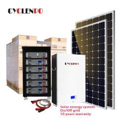 5kwh 10kwh 48V 100ah 200ah Batterie des Lithium-IonLiFePO4 ersetzen Tesla Powerwall 5kw für Solar Energy Hauptspeicherung