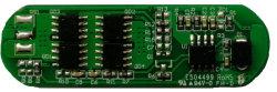 Diverse afmetingen huidige 11,1 V 3s Lipo Lithium Ion batterij BMS