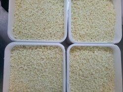 Großhandel günstigen Preis IQF Bio-Gemüse frisch weiß gefrorenen Knoblauch Würfel