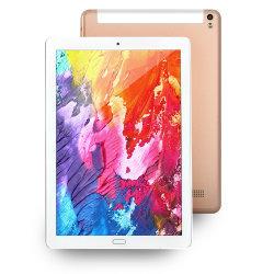 Ordinateur tablette Yzy 10.1 pouces, 1g+16Go WiFi Dual SIM Android Tablet 1280X800 HD écran IPS Octa-Core 1,8 Ghz de processeur Mini ordinateur portable Tablet PC (Gold)
