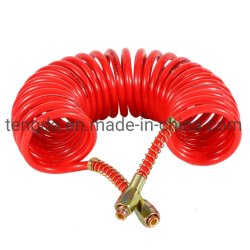 Tubos de nylon e Bobinas Bobina Pneumático do Reboque Tubo espiral de Ar