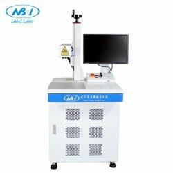 máquina de marcação a laser de CO2 30W Gravura Código QR /Madeira//vidro plástico
