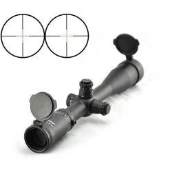 ビジョン作成 4 - 16X44 SFP ロングレンジ 30mm チューブ夜間照明付きレチクルハンティング光学サイトのライフルスコープ。 308.30-06.