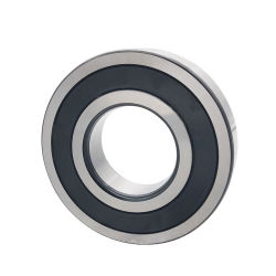 Goede prestaties Seal6000-2RS ZZ Automotive Parts, Agricultural Machinery, allerlei machines Deep Groove Ball Bearings/UvK