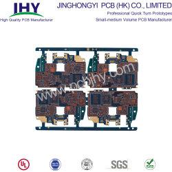 PWB a più strati di Prototyping Fr4 del circuito stampato del prototipo della scheda del PWB
