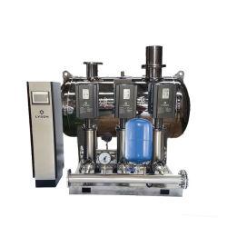 Оборудование для подачи воды под давлением и безнапорной возвратной трубы сети