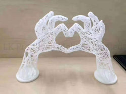 3D a impressão de peças industriais, Autopeças, Escultura protótipo rápido