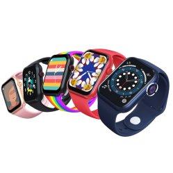 Z18 Reloj inteligente de vigilancia de la Frecuencia Cardíaca Tracker Fitness Deporte Pulsera