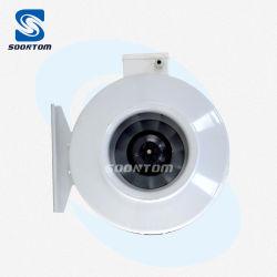 220V baixo consumo de energia do ventilador Inline centrífuga de tamanho Mini Ventilador de ventilação
